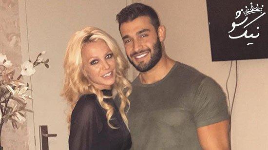 سام اصغری و بریتنی ماجرای یک عاشقانه ایرانی هالیوودی