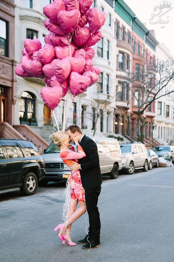 عکسهای عاشقانه دونفره خفن برای ولنتاین