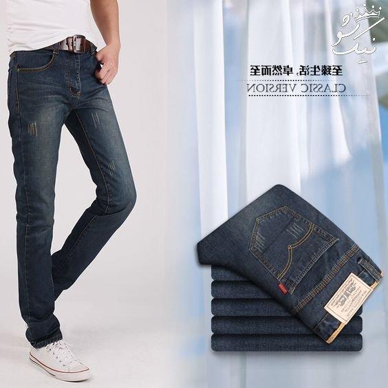بهترین مدل های شلوار جین مردانه که مد امسال هستند
