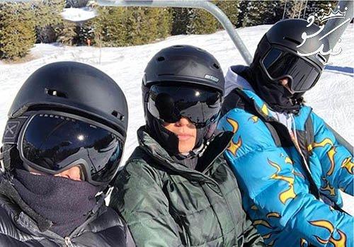خوش گذرانی خفن این سه خواهر مشهور شبی ۸ هزار دلار