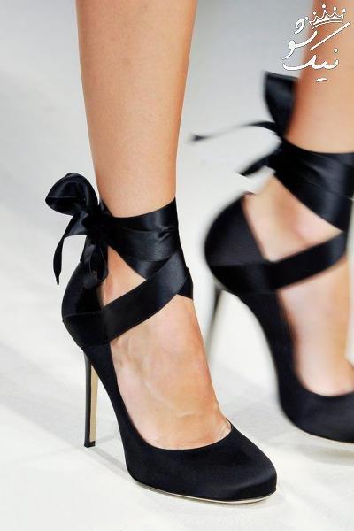 مدل های فوق العاده لاکچری کفش پاشنه بلند