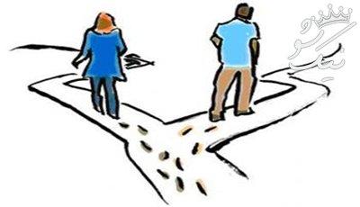 درخواست طلاق به خاطر هیکل ورزشکاری شوهر