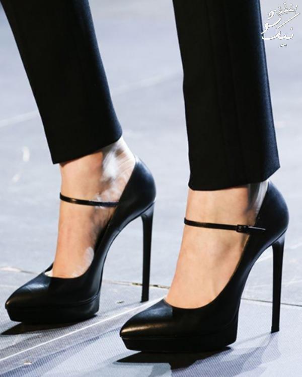با ۱۳ مدل کفش پاشنه بلند آشنا شویم