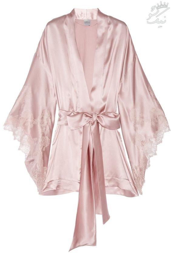 لباس خواب زنانه +لباس خواب عروس محرک فوق العاده