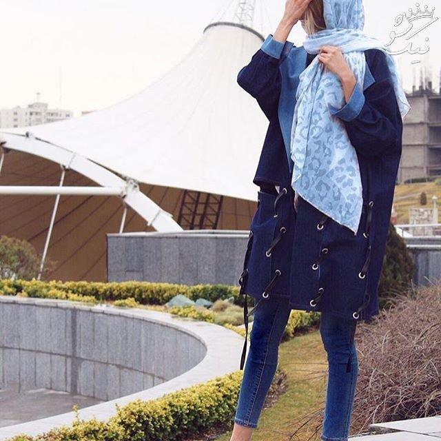 لباس دخترانه اسپرت برای استایل بهار و تابستان