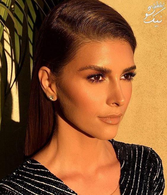 بیوگرافی شیوا صفایی مدل ایرانی و مادر خوانده جیجی حدید
