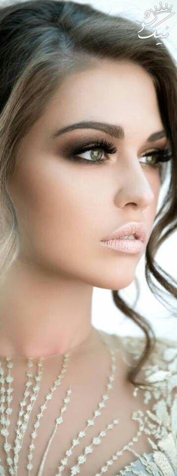 مدل آرایش دخترانه مناسب بیرون و مهمانی ها