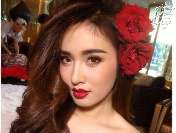 دختر مدلینگ زیبای تایلندی که قبلا مرد بود +عکس