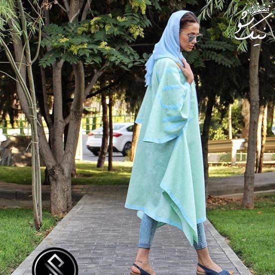 مدل مانتو بهاری برای خانم های خوش تیپ