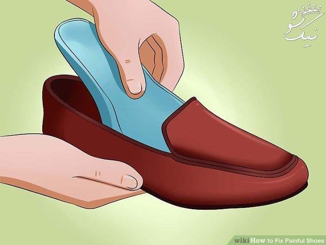 چگونه از اذیت کردن کفش و بوی پا خلاص شویم؟