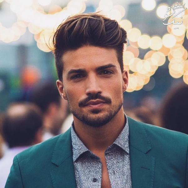 مدل مو مردانه و پسرانه