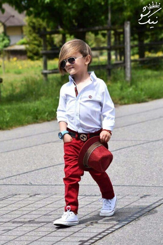 مدل موهای جذاب برای کودکان, مدل موی بچه گانه