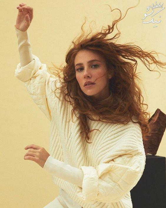 بیوگرافی الچین سانگو elcinsangu بازیگر زیبای ترکیه ای