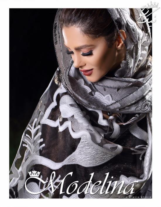 مدل های زیبا و بی نظیر شال و روسری