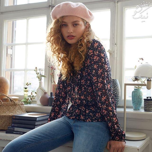 مدل های لباس دخترانه از برند H&M