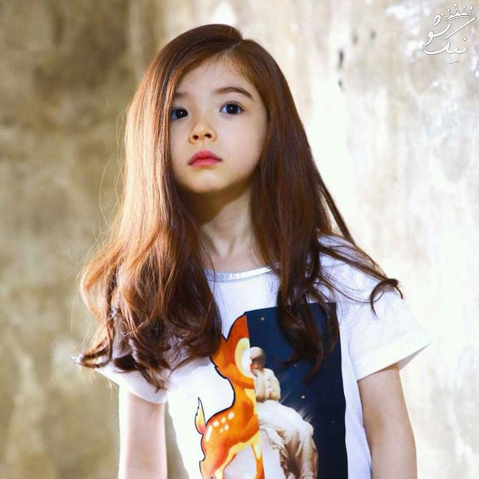 کودکان زیبا با شهرت جهانی را ببینید