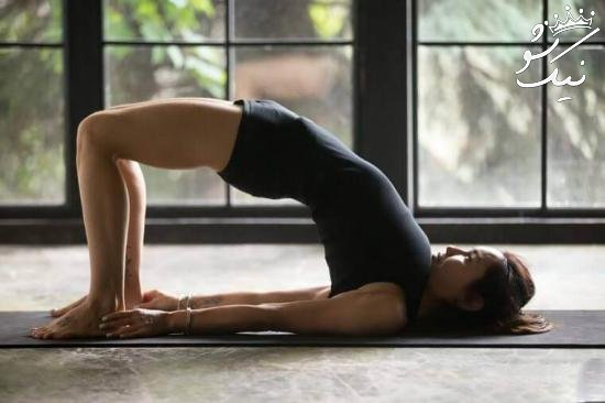 آموزش انجام بهترین حرکات یوگا برای تناسب اندام