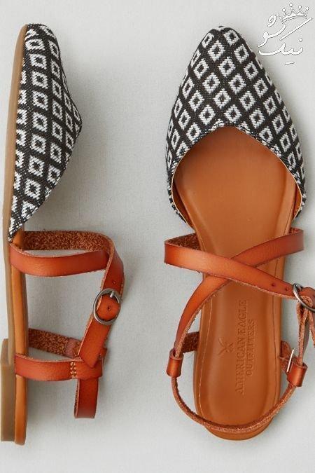 زیباترین صندل های دخترانه برای بهار و تابستان