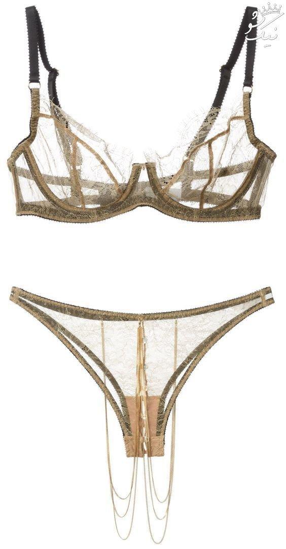 انواع مدل های شورت لامبادا لباس زیر زنانه واقعا جذاب