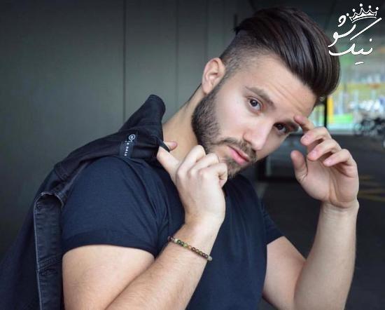 مدل موهای جدید و جذاب مردانه 2018