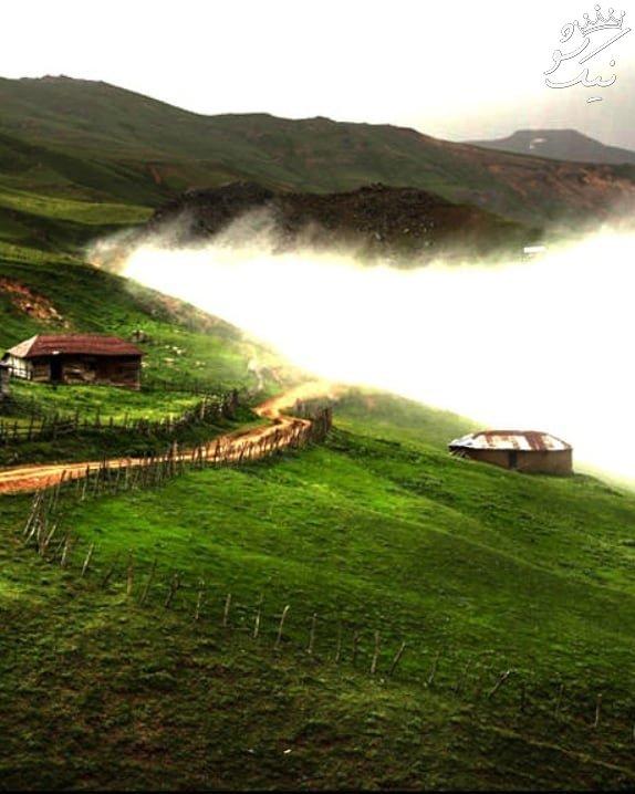 راهنمای سفر به ییلاقات سوباتان ، شکردشت در تالش گیلان