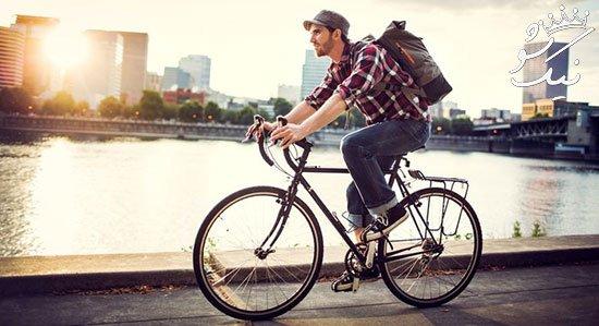 فایده های بی نظیر دوچرخه سواری برای سلامت شما
