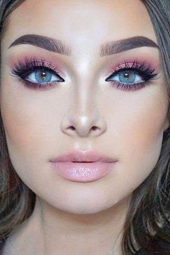 آرایش لب جذاب و هات و خواستنی 2018