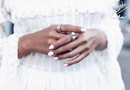 انگشتر در هر انگشت چه معنایی دارد؟