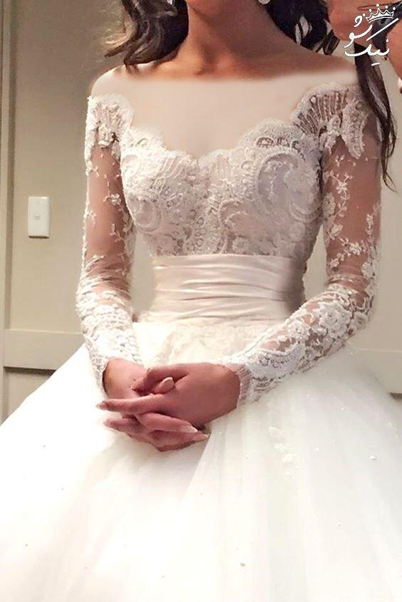 ژورنال لباس عروس اروپایی واقعا شیک و جذاب