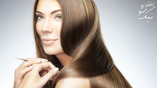 چطور موهای خود را به آسانی صاف کنیم؟