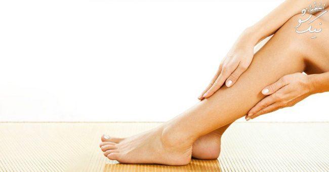 نکاتی برای داشتن پاهای زیبا و جذاب و خوش فرم