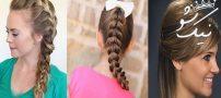 مدل های مو زیبا برای کسانی که موی کم پشت دارند