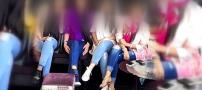 همخوابی دختر ۲۱ ساله تن فروش تهرانی با چند مرد همزمان
