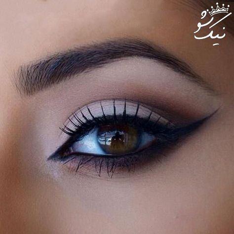 این مدل های سایه چشم شما را تبدیل به پرنسس می کنند