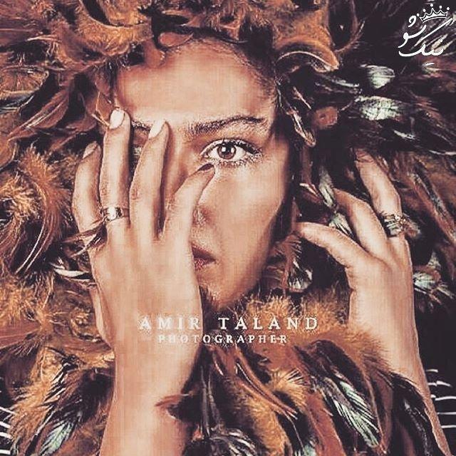 عکسهای اینستاگرام محیا دهقانی بازیگر خوش استایل