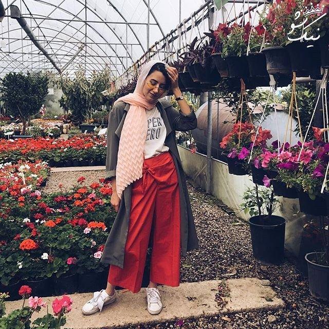 تیپ اسپرت دخترانه ،بهترین استایل های 2019