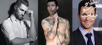 Adam Levine جذاب ترین مرد جهان در حال حاضر