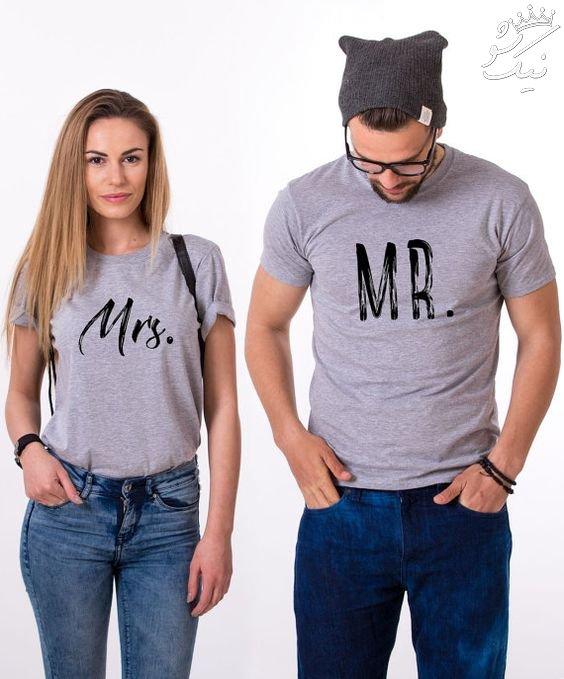 ست لباس اسپرت دختر و پسر | لاکچری و شیک باشید