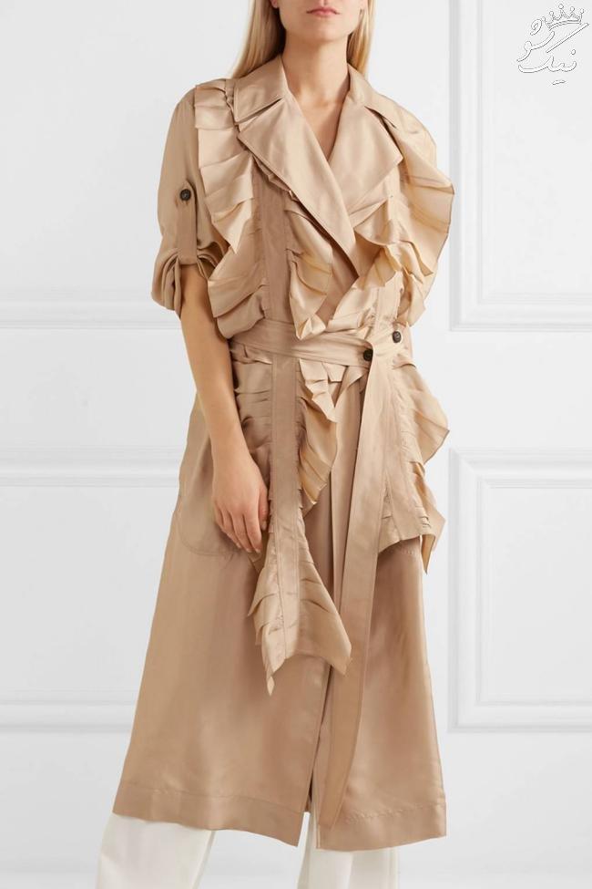 کت های بلند و خنک زنانه از بهترین برندها برای بهار و تابستان