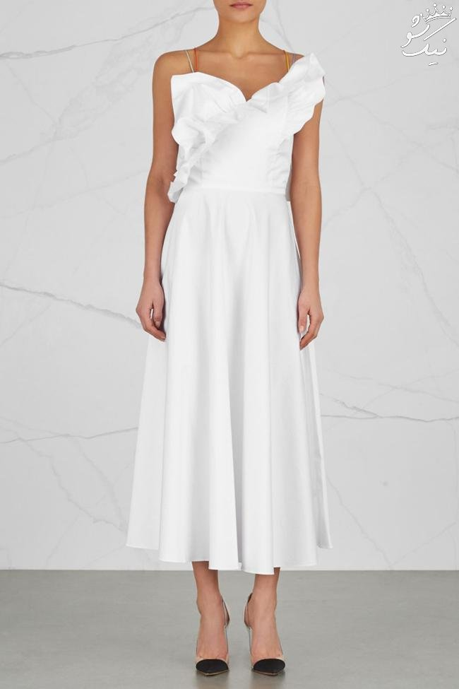 جذاب ترین مدل های لباس ساقدوش عروس