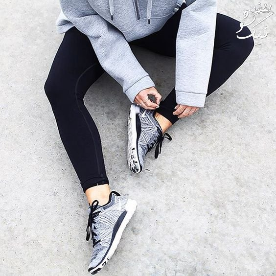 کفش اسپرت برای جذاب شدن استایل پای خانم ها