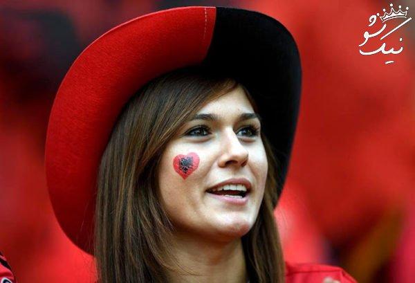زیباترین دختران جام جهانی روسیه 2018