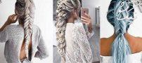 لاکچری ترین مدل های بافت مو دخترانه ۲۰۱۸