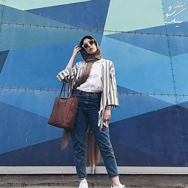 تیپ اسپرت دخترانه ،بهترین استایل های 2018