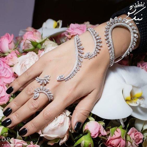 خاص ترین مدل های زیورآلات و جواهرات لاکچری