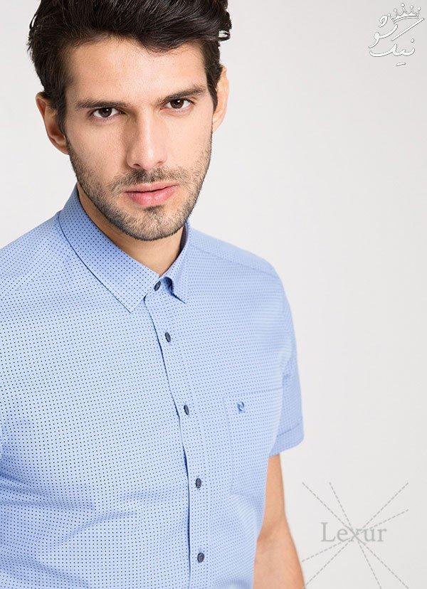 بهترین مدل های جدید پیراهن مردانه رسمی و اسپرت