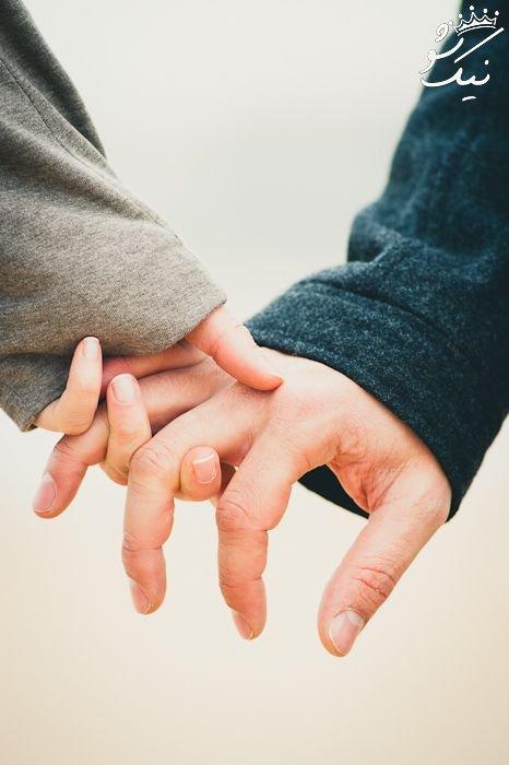 عکس پروفایل دست دختر   دست عاشقانه دختر پسر