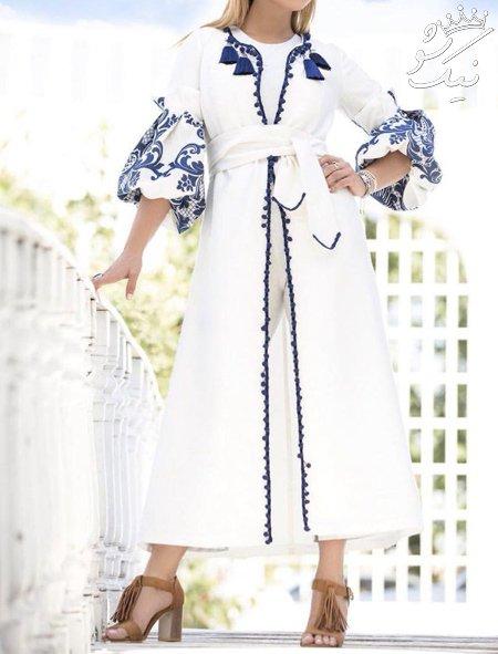 مدل های مانتو که مد تابستان امسال هستند
