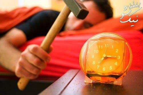 بدن شما به چقدر خواب شبانه نیاز دارد؟