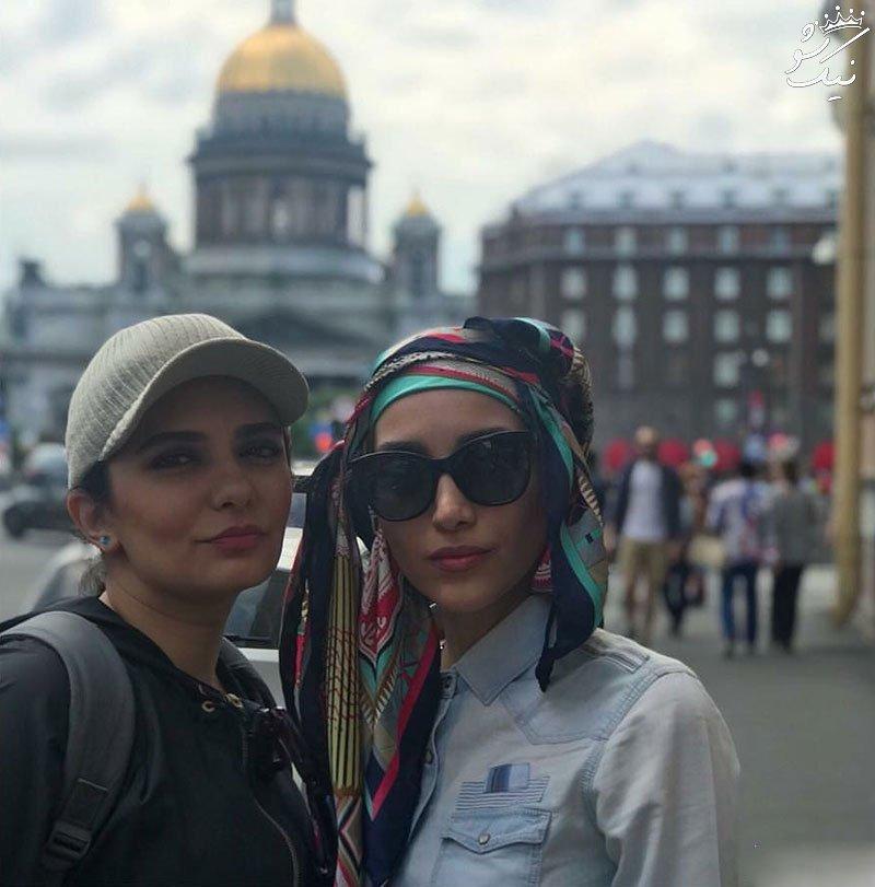 چهره های ایرانی از بهاره افشاری و سردار آزمون تا مائده